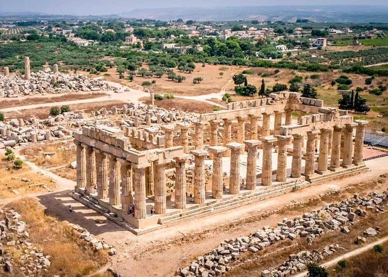 Selinunte patrimonio UNESCO