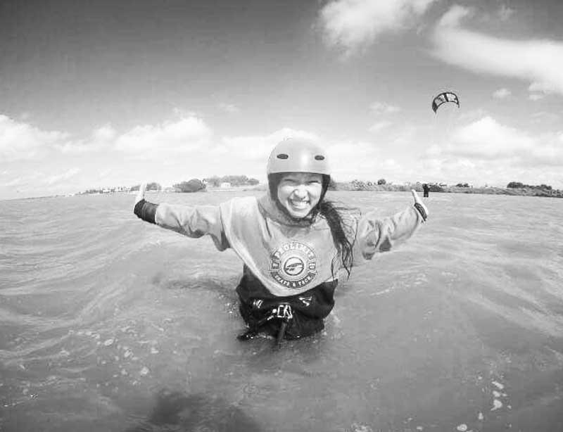Corso di kite surf Stagnone