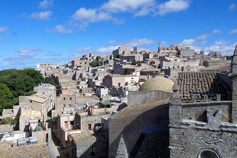 Erice città medioevale 1