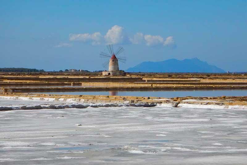 Riserva dello Stagnone Kitesurf Sicilia
