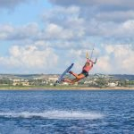 Scuola di kitesurf Laguna dello Stagnone